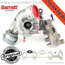 VW GOLF V 5 2,0tdi 96kw TURBOCOMPRESSORE BVB TURBOCHARGER 765261-5008s NUOVO NEW!!!