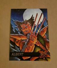 Fleer Ultra X-Men95 - Card #1 Albert - Marvel Comics 1995 - Excellent/Mint
