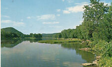 postcard USA  Pennsylvania Allegheny River  Allengheny National Park  unposted