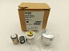 Chicago Metering Push Handle Assembly 665-RKPABCP- Chrome