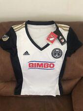 Adidas Philadelphia Union MLS Soccer Jersey NWT Size S Womens