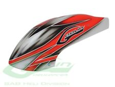 Canomod Airbrush Canopy Red/White - Goblin 500