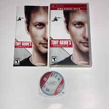 Tony Hawk's Project 8 PSP Complete