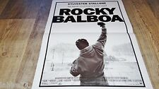 stallone ROCKY BALBOA  !  affiche cinema