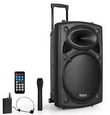 Sonorisation Port15vhf BT Ibiza port15vhf-bt  PA Speaker Public adress PA 800w