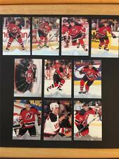 1996/97 Pinnacle Premium Stock New Jersey Devils Team Set 10 Cards