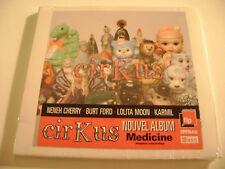 Cirkus - Medicine (CD New & Sealed) feat. Neneh Cherry, Burt Ford, Lolita Moon