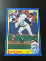 John Olerud Rookie-1990 Score Baseball-nrmint/7-no.589-Bluejays