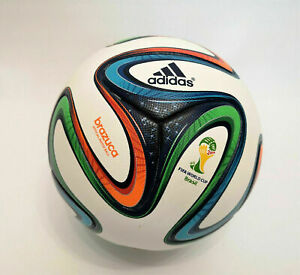 New Brazuca Football 2014 FIFA WorldCup Size 5 Brazil Soccer Ball Fast Shipping