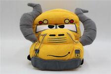 "New Disney Cars 3 Authentic Tsum Tsum MISS FRITTER CRASH Plush Toy 12"""