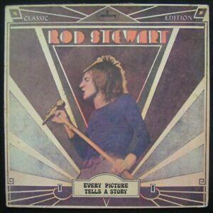 "ROD STEWART ""EVERY PICTURE TELLS A STORY""  LP/33T  n°6398002/MERCURY/1971/ROCK"