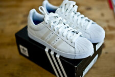 ADIDAS Sneakers / Skateboard SUPERSTAR VULC / Color White / Size eu38 uk5 us5.5