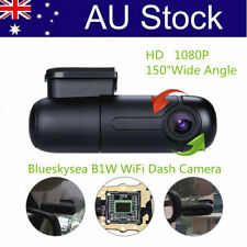 Blueskysea B1w 1080p Mini WiFi App Dash Camera Capacitor Car Dashcam Vehicle HD