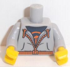 LEGO noir femelle version torse x 1 Veste Motif /& Jaune Mains
