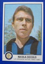 FIGURINA LA GRANDE INTER 1962/1967 - NICOLA CICCOLO - new