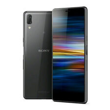 Sony Xperia L3 Dual Sim schwarz 32 GB LTE 4G Android Smartphone Handy 5,7