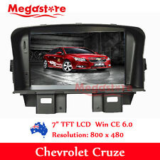 "7"" Car DVD GPS Player Navigation Bluetooth for Chevrolet Cruze Holden Cruze"
