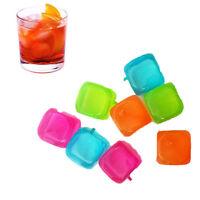 Cubetti Di Ghiaccio Finito Freezer Cocktail Colorati Riutilizzabili 12 15 Pz 778