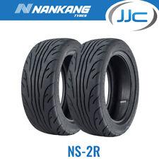 2 x Nankang 195/50/16 88W XL Street Compound NS-2R Road Track Day Tyres