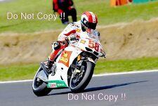 Marco SIMONCELLI SAN CARLO HONDA GRESINI MOTO GP Australia 2010 fotografia 1