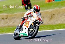 Marco Simoncelli San Carlo Honda Gresini Moto GP Australia 2010 Photograph 1