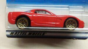 Hot Wheels 2000 #188 '97 Corvette HW