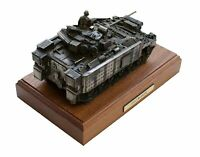 Warrior FV510 Infantry Fighting Vehicle Cold Cast Bronze Statue