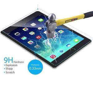 Premium Tempered Glass Screen Protector for Apple iPad Mini Air Pro 2 3 4 5