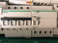 1 disjoncteur tetra C50 avec vigi 1a