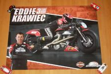 2016 Eddie Krawiec Screamin' Eagle Vance & Hines Harley-Davidson PSM NHRA Poster
