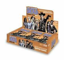 CRYPTOZOIC WALKING DEAD SERIES 2 (comic) TRADING CARDS HOBBY SEALED BOX!