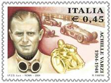 FRANCOBOLLO ACHILLE VARZI 1904-1948 nuovo autentico ITALIA