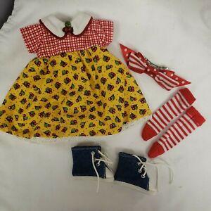 "10"" Ann Estelle Doll Outfit Only Cherries Cherries 2004 by Robert Tonner ❤"