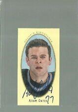 2011-12 Parkhurst Champions Champ's Mini Signatures #4 Adam Oates (ref 78465)