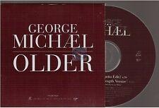 GEORGE MICHAEL older CD PROMO card sleeve