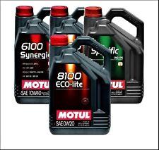 Motul moteur huile de graissage 8100 Eco Lite 0w20 5l