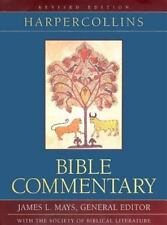HarperCollins Bible Commentary - Revised Edition by Mays, James L.