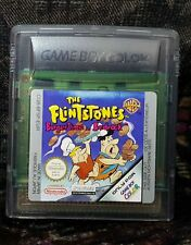 Gameboy Color módulo Flintstones Burger Time Bedrock GBC juego