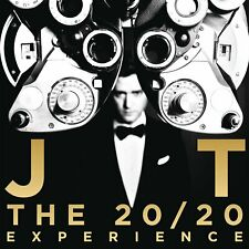 Justin Timberlake - The 20/20 Experience (2013) CD Deluxe Edition NEW SPEEDYPOST