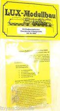 Radsatzkontakte für 2 Drehgestelle LUX MODELLBAU 8885 1:87 H0   å