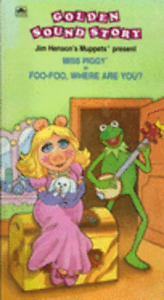 Muppets Deluxe Sound Story (Golden Sound Story) by Golden Books
