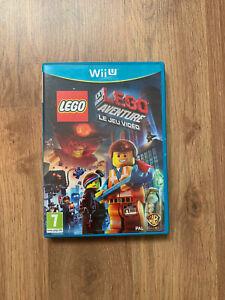 Jeu Nintendo Wii U Lego Aventure