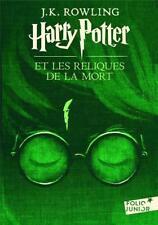 Harry Potter 7 Et les reliques de la mort von Joanne K. Rowling (2017, Taschenbuch)