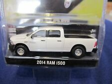 GreenLight Unmarked 2014 Dodge Ram 1500 Pickup Perfect for Customizing 1:64