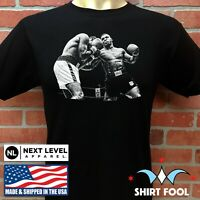 MIKE TYSON ***KNOCK OUT*** BLACK T-SHIRT