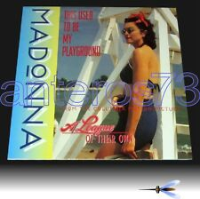 """MADONNA """"THIS USED TO BE MY PLAYGROUND"""" RARE 12"""" MIX 1992 - MINT"""