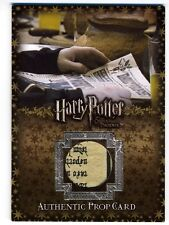 Harry Potter Order the Phoenix Update The Daily Prophet PROP Card P3 405/505