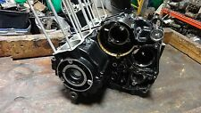 84 HONDA CB650SC NIGHTHAWK CB 650 SC HM785 ENGINE TRANSMISSION CRANKCASE CASES