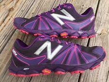 New Balance Minimus 1010v2 Women's Barefoot Running Shoes Size 9.5 US Purple