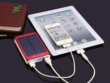 cargador bateria solar para telefonos celulares tablet samsung iphone android !